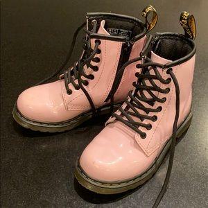 Dr. Marten's 8-Eye Boots 11C Pink